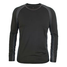Trespass Explore Mens Long Sleeve Top Quick Dry Thermal Workout Baselayer