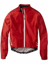Madison Hi Viz Red Sportive Waterproof MTB Jacket