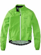 Madison Hi Viz Flash-Green Sportive Waterproof MTB Jacket