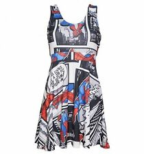 Official Women's Spider-Man Marvel Comics Skater Dress