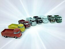 VW volkswagem combi pick up 1960 scale ho 1:87 Amazing cars from Brazil ES
