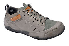 WOODLAND ORIGINAL MENS 2082116 L.GREY ADVENTURE CASUAL LACED FLAT SHOES