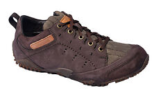 WOODLAND ORIGINAL MENS 2082116 RB.BROWN ADVENTURE CASUAL LACED FLAT SHOES