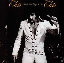 RCA AUDIO CD ELVIS PRESLEY - THAT'S THE WAY IT IS 0  (0743211469029)