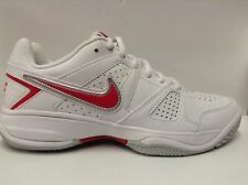 Nike City Court VII - White/pink - Women's tennis