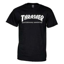 Thrasher Skateboard Magazine - T-Shirt - Black