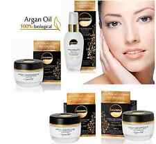 LEOCREMA Anti-Age Face Creams with 100% Natural Argan Oil -Variations