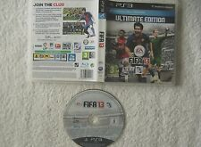 27351 FIFA 13 Ultimate Edition - Sony Playstation 3 Game (2012) BLES 01676
