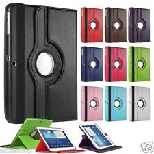 360°Degree Rotating Leather Stand Case Cover for Samsung Galaxy Tab 3 10.1 P5200