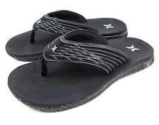 Hurley Phantom Men's Sandals with Nike Free Technology Black/White size  11