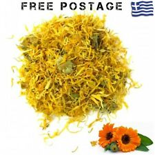 Calendula Flowers Dried Marigold Petals Organic Tea Natural Herb from our fields