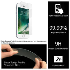 Ultra Thin Explosion Proof Flexible Tempered Glass iPhone 7 Plus / 7+ FRONT ONLY