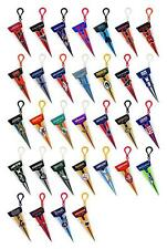 NFL Mini Wimpel Clips / Mini Pennant Clips - American Football - Alle Teams