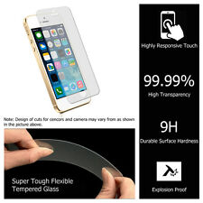 Ultra Thin Explosion Proof Flexible Tempered Fiber iPhone 5 / 5S / SE FRONT ONLY