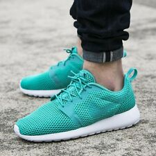 NIKE ROSHE ONE HYP BR Hyperfuse Breeze Trainers Gym Casual Jade - Various Sizes