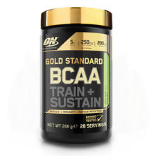 Optimum Nutrition Gold Standard BCAA Train + Sustain 28 servings Free Note Book