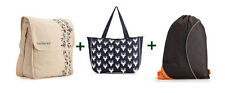 Combo offer - Believe String bag + Canvas Sling Bag + Shopping Bag
