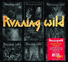 Running Wild-Riding The Storm - The Very Best Of The Noise  CD NEW