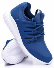 Boys Infant Junior Adidas Tubular Radial Trainers Blue UK Size 10 11 12 3 4 5 6