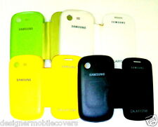 for samsung galaxy star s5282 s 5282 hard case back plain cover new