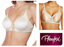 REGGISENO PLAYTEX IDEAL BEAUTY SENZA FERRETTO P02ZI B C D E AVORIO NERO BEIGE