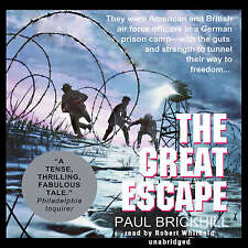 The Great Escape by Paul Brickhill CD 2000 Unabridged