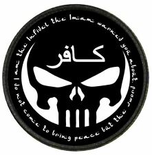 0025A GAME - AIRSOFT - COSPLAY THERMAL IMAGE PATCH MORALE INFIDEL