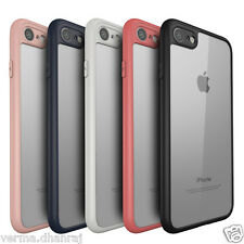 """Transparent Back Bumper Soft TPU Back Cover Case for Apple iPhone 6/6s (4.7"""")"""