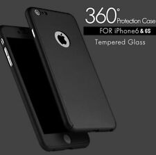 *FRONT + BACK FULL BODY PROTECTION* Cover Case For * Apple iPhone 6 / 6s *