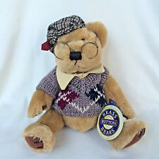 1996 Brass Button Bears Collection Sherwood 12