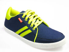 Vedano Navy & Green Sneakers/Casual shoes CASA009