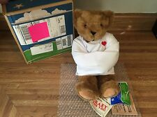 Crazy For You Vermont Teddy Bear - Straight Jacket