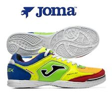 JOMA TOP FLEX 616 LEMON-ORANGE-GREEN FLUOR INDOOR SCARPA CALCIO A 5