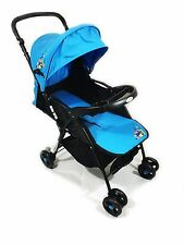 Baby Pram Travel System Pushchair Stroller Buggy Infant Kids Position Foldable H