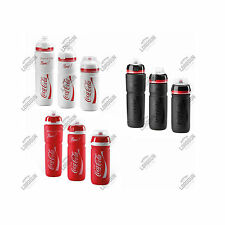 BORRACCIA ELITE CORSA COCA COLA CAP BICI BIKE BOTTLE