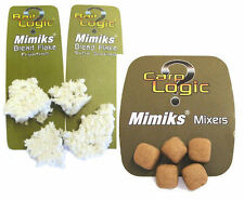 Anchor Mimiks Imitation Artificial Plastic Fishing Bait Bread Flake Dog Mixers