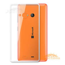 Transparent Silicon Soft Back TPU Cover for Microsoft Nokia Lumia 540