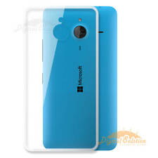 Transparent Silicon Soft Back TPU Cover for Microsoft Nokia Lumia 640XL
