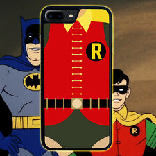 Robin Batman and Robin for iPhone 5 5s 4 4s 5c 6 6 7 Plus iPod touch Pone C