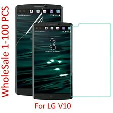 Real Tempered Glass Screen Protector PET Soft Protective Film For LG V10 LO