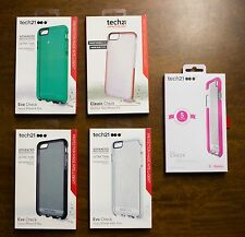Tech21 Evo Check Bumper Protection Cases for Apple iPhone 6 & 6s