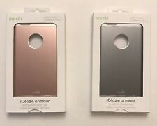 Moshi iGlaze Armour Metallic Case iPhone 6 PLUS & 6sPLUS RoseGold Gunmetal