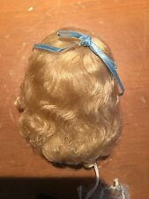 Rembrandt Mohair Doll Wig New German French Size 4