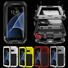 Shockproof Aluminum Heavy Duty Gorilla Metal Case Cover Skin For iPhone /Sa