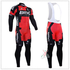Ropa ciclismo entretiempo: B-M maglie maillot cycling otoño bib pants jersey