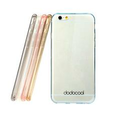 dodocool Ultra Thin Soft Back Case Cover Clear Transparent For iPhone7 4.7""