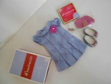 American Girl doll clothes Sweet School dress New in box