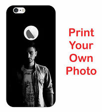 For Apple iphone 6S & 6S Plus Hard Matte Back Cover Print Your Own Custom Case