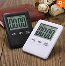 Electronic Digital LCD Magnetic Countdown Timer Count Down Egg Kitchen Cooking