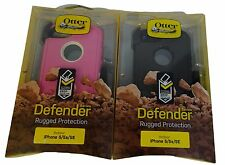 OtterBox Defender Series Case For Apple iphone 5 5s SE Rugged Cover + Holst